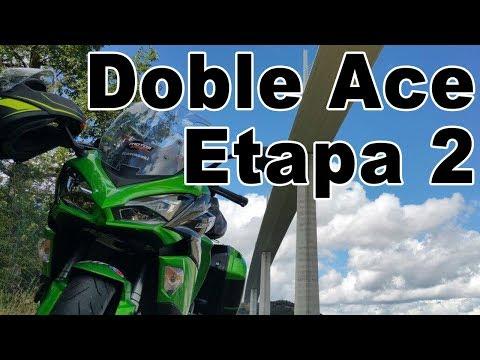 Motosx1000: Ruta Doble Ace con la Kawasaki Z1000SX  - Etapa 2-