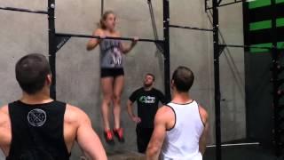 Dmitry Klokov & Igor Zaripov - CrossFit Max Effort