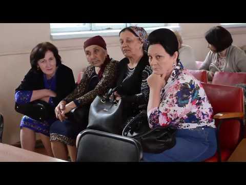 """День медсестры в """"Межрайонной многопрофильной больнице"""",  г. Нарткала, Урванский район, 2017г."""
