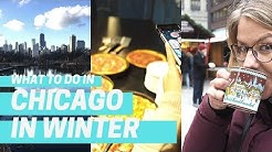 Chicago in Winter: What to Do When It's COLD!
