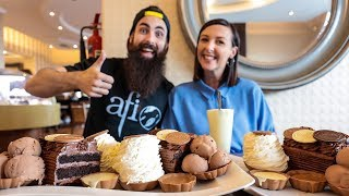 BRITAIN'S TOUGHEST CHOCOLATE CHALLENGE WITH MY SISTER | C.O.B. Ep.118