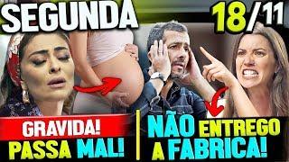 A DONA DO PEDAÇO - Resumo SEGUNDA 18/11 Capitulo da Novela 18 de NOVEMBRO 18/11/2019 Completo