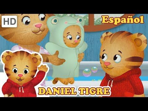Daniel Tigre en Español - Mi Hermana está Triste! | Videos para Niños