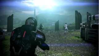 Mass Effect 3 - Tali joking