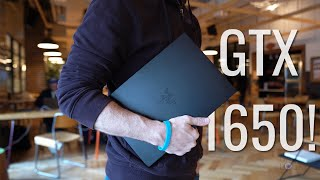 Razer Blade Stealth GTX 1650 Complete Walkthrough: The Most Powerful Ultrabook