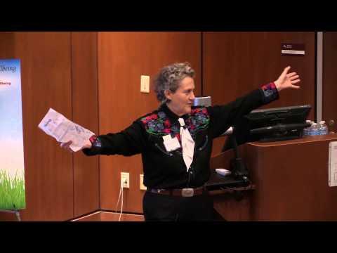 Temple Grandin - Animal Behavior and Welfare