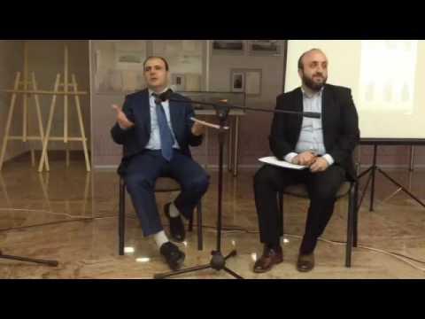 Презентация книги Отцы Армянской Церкви о духовной жизни 7