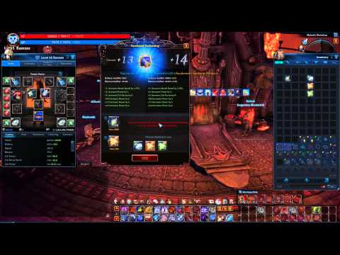 Tera Awakening and Enchanting Weapons and Armor to +15