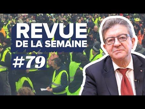 #RDLS79 - GILETS JAUNES, LYCÉENS : LA RÉVOLUTION CITOYENNE EST COMMENCÉE