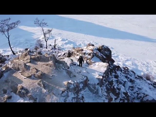 Зимний поцелуй Байкала
