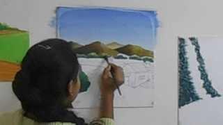 TANSEN SANGEET MAHAVIDYALAYA, MALVIYA NAGAR : PERFORMANCE IN DRAWING