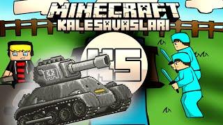 Minecraft: NDNG Kale Savaşları - TANK!!