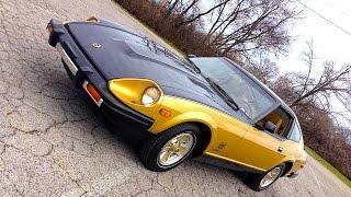 1980 Datsun 280 ZX 10 Anniversary Nissan RETRO DRIVE REVIEW #ClassicCarWeek 2015