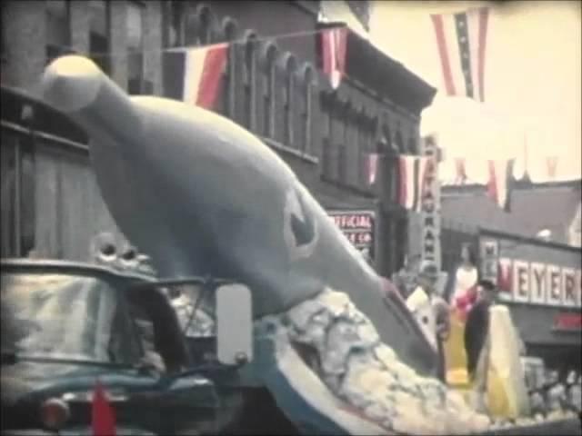 Parade - Plattsburgh NY  7-4-64
