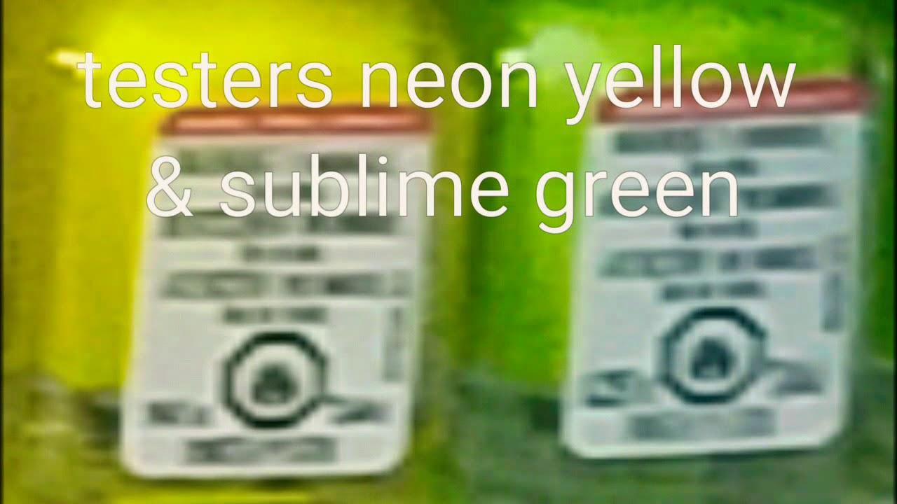 hydro swirl dip testers paint on mkp ll - YouTube