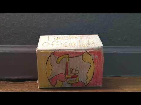 Opening Custom LimisiteTCG Booster Box!! - Homemade TCG