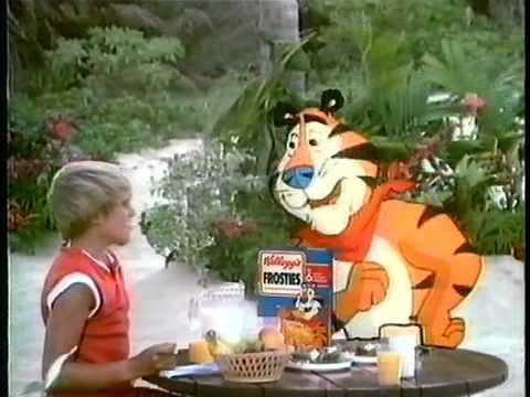 Kellogg's Frosties Werbung 1988