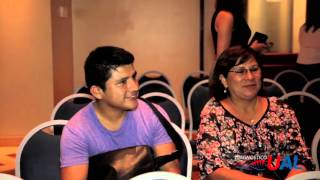 Conferencia UAL - Hotel Melia Lima