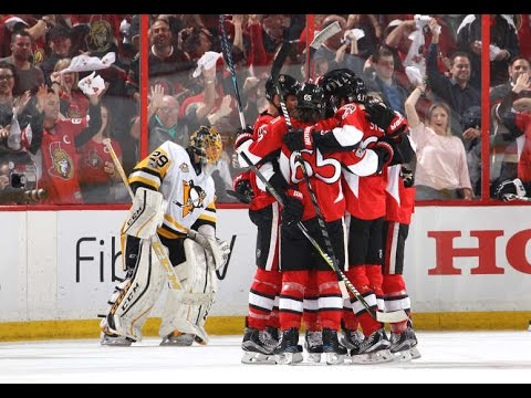 3176814e68a Game 3  1+3+1 5-Ottawa Senators vs Pittsburgh Penguins 2017 Stanley Cup  Playoffs
