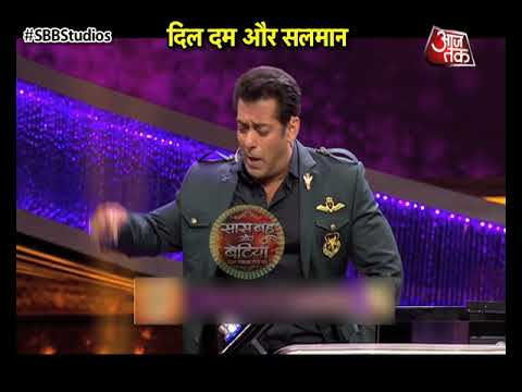 MUST WATCH! Salman Khan UNPLUGGED In Dus Ka Dum!