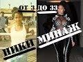 Никки Минаж Ники Минаж от 3 до 33 лет Ники Минаж в детстве и сейчас Ники Минаж до и после Минаж mp3