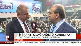 İYİ Parti Olağanüstü Kurultayı - 1 Nisan 2018 /  Ümit Özdağ