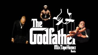2pac ft  Biggie Smalls & 50 Cent   Godfather Edition