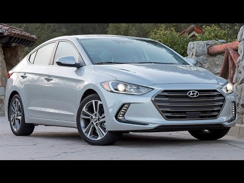 2017 Hyundai Elantra review. IS IT BETTER THAN THE CIVIC