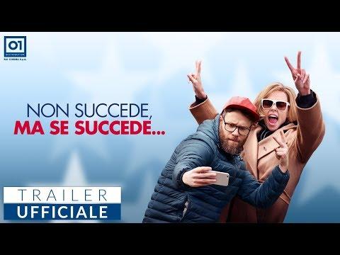 NON SUCCEDE, MA SE SUCCEDE... (2019) con Seth Rogen - Trailer Ufficiale Italiano HD