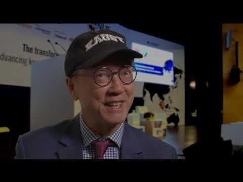 World Academic Summit: Three-minute Plenary With Tony Chan