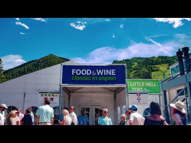 Food & Wine Classic in Aspen | Food & Wine