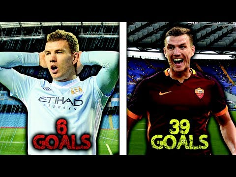 10 Footballers Who Resurrected Their Career!