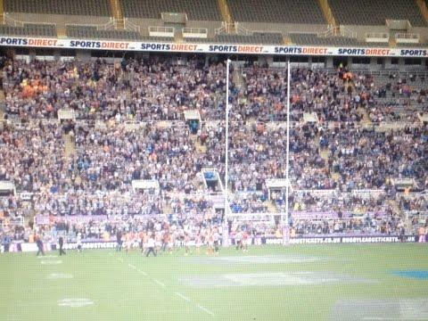 Simon's Away Days Special - Magic Weekend in Newcastle
