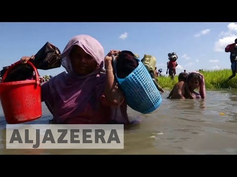UN rights boss urges international intervention over Myanmar's Rohingya atrocities