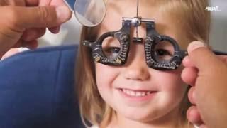 متى تفحصون نظر أطفالكم؟