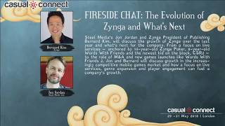 The Evolution of Zynga and What's Next | FIRESIDE CHAT