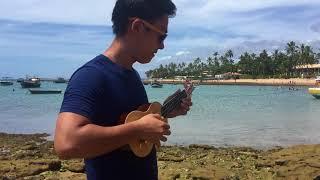 Baixar (Jason Mraz) I'm Yours - Rodrigo Yukio (Ukulele Cover)(Beach Session)