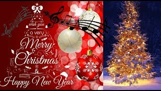 We Wish You A Merry Christmas | Merry Christmas And Happy New Year