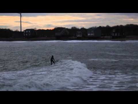 Surfing Scituate