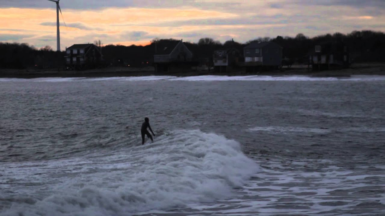 Surfing Scituate Youtube