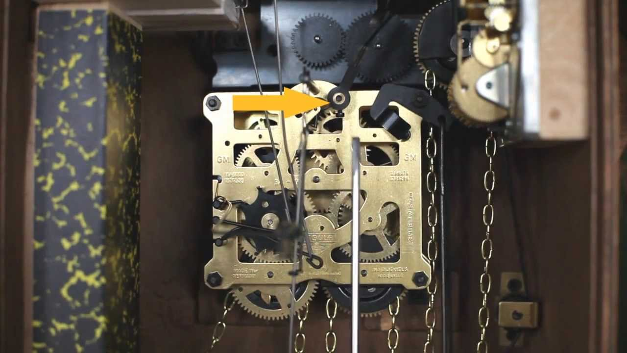 Music Not Working Cuckoo Clock Service Video Youtube Here Is A Circuit That Will Convert Any Mechanism Into Model