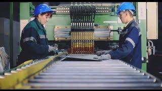 Стальные панельные радиаторы Sole - этапы производства(, 2013-07-10T06:08:51.000Z)