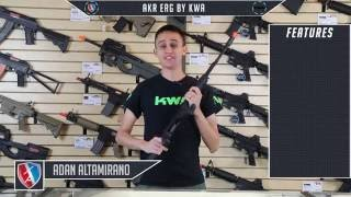 KWA AKR ERG Review Ft. Adan