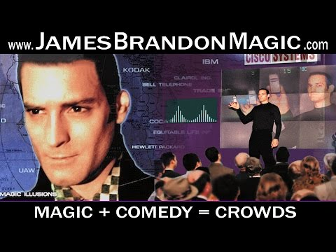 Comedy Magician For Trade Shows Los Angeles Trade Show Magician Los Angeles Tradeshow Magician Ca