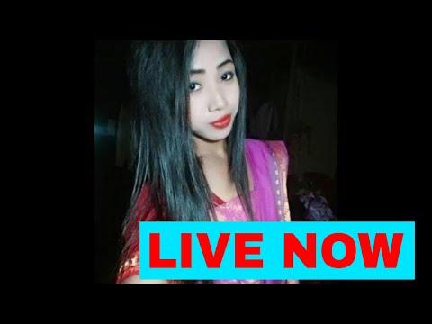 New Assamese Song by Miss Nitamani Boro at a Night function.