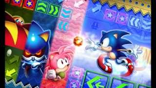 Baixar Sonic CD Remix - Present - Take It All The Way [Sonic Boom]