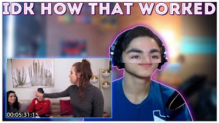 UnVocal Coach REACTS TO: Cimorelli SISTER VS. SISTER 10 MIN SONG WRITING CHALLENGE