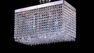 чешские хрустальные люстры  ARTGLASS  полная версия