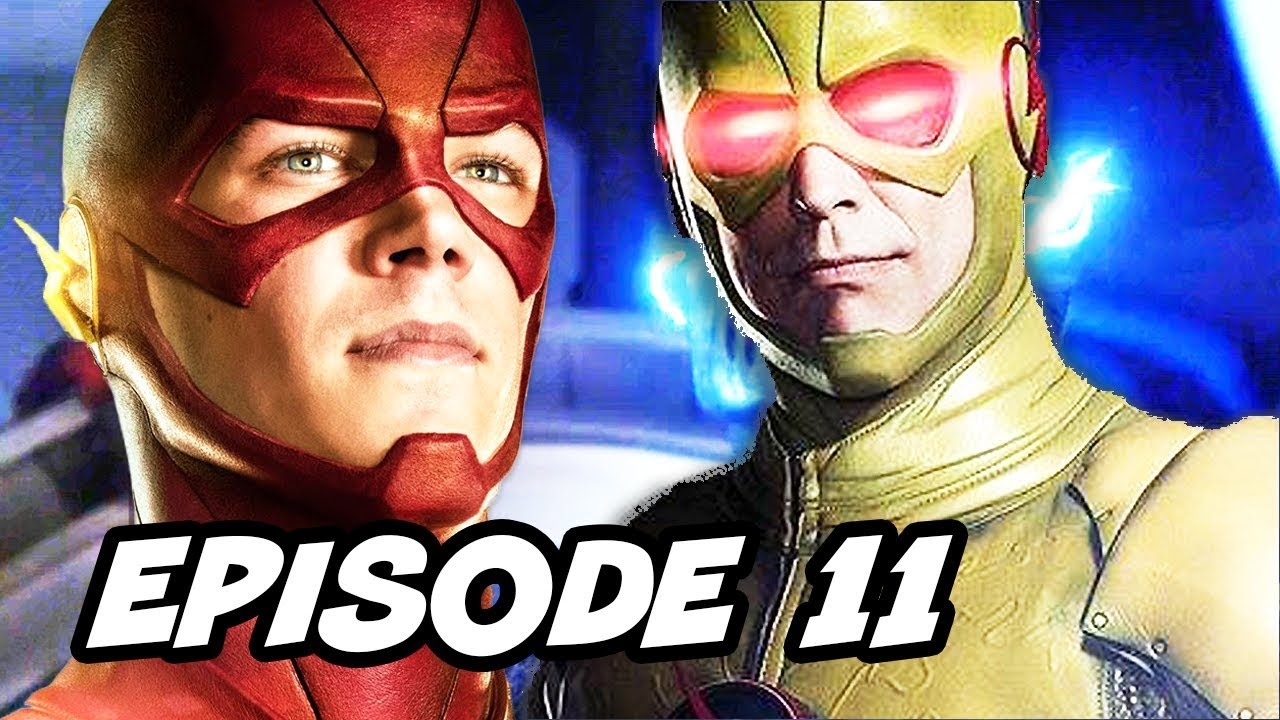 The flash season 2 recap and review the reverse flash returns - The Flash Season 2 Episode 11 Reverse Flash Returns Top 10 Wtf And Easter Eggs Youtube