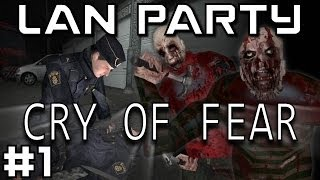 Cry of Fear - Classic Simon - LAN Party